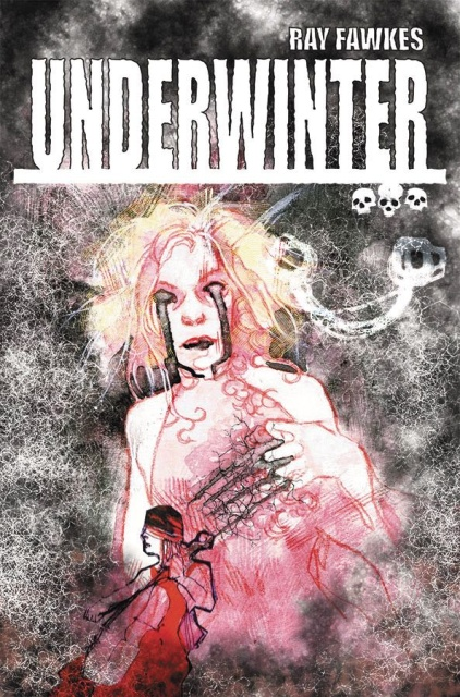 Underwinter #5 (Fawkes Cover)
