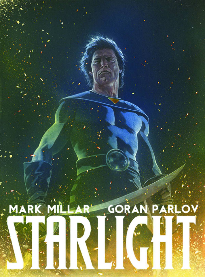 Starlight #4 (Charest Cover)