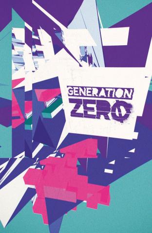Generation Zero #1 (Muller Cover)
