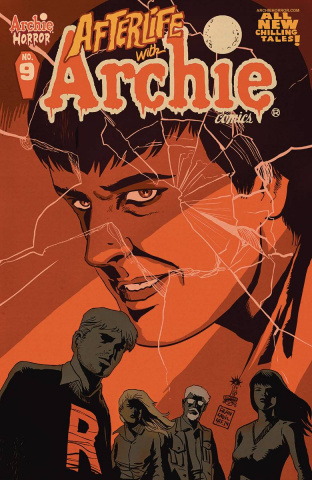 Afterlife With Archie #9 (Francavilla Cover)