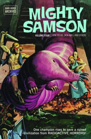 Mighty Samson Archives Vol. 4