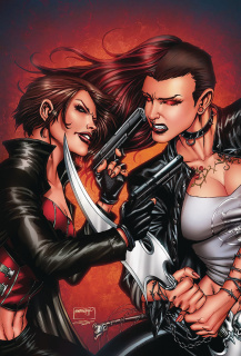 Hellchild: Inferno #0 (Goh Cover)