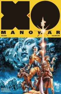 X-O Manowar Vol. 1: Soldier
