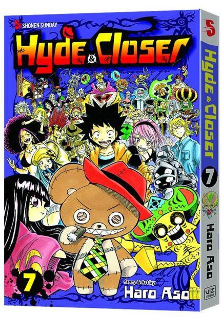 Hyde & Closer Vol. 7