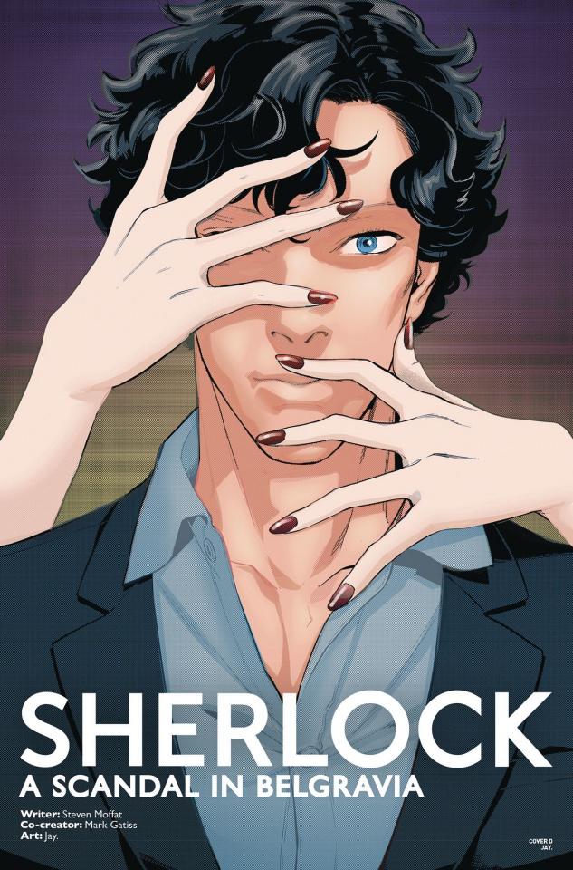 Sherlock: A Scandal in Belgravia #1 (Jay Cover)