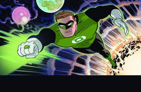 Green Lantern #37 (Darwyn Cooke Cover)