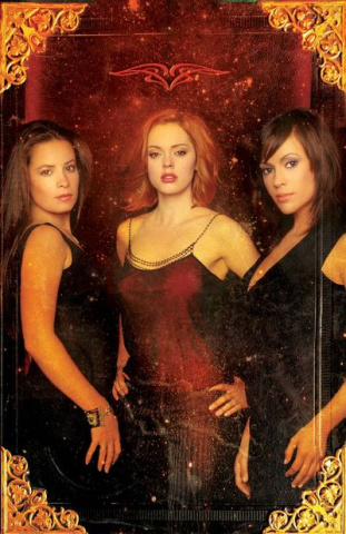 Charmed #8 (Photo Cover)