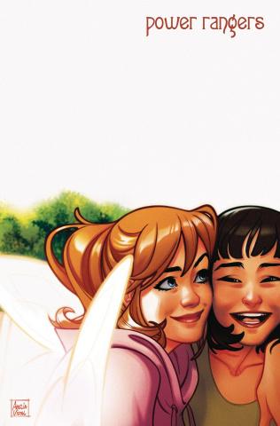 Go, Go, Power Rangers! #24 (20 Copy Vidal Cover)