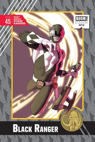 Mighty Morphin' Power Rangers #45 (20 Copy Anka Cover)