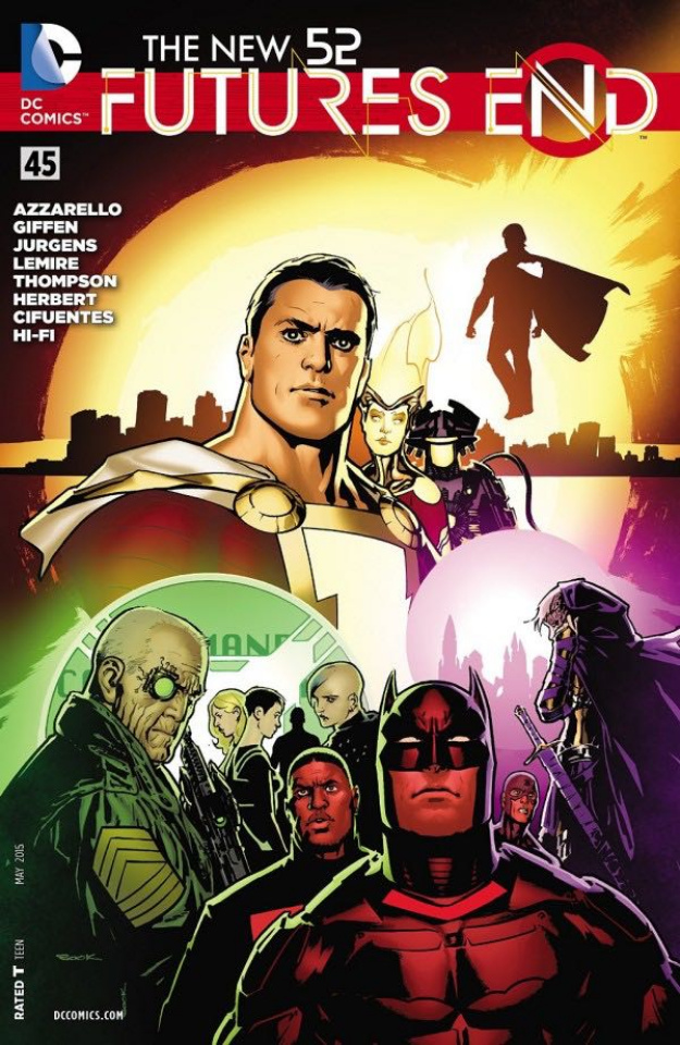 The New 52: Future's End #45 (Weekly)