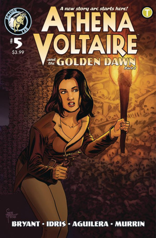 Athena Voltaire #5 (Bryant Cover)