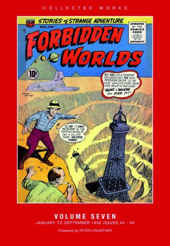 Forbidden Worlds Vol. 7