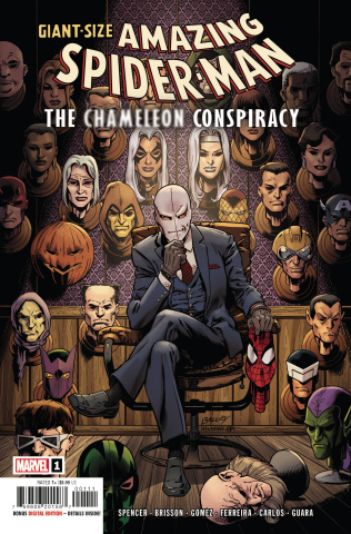 Giant-Size Amazing Spider-Man: The Chameleon Conspiracy #1