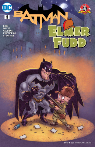 Batman / Elmer Fudd Special #1 (Variant Cover)