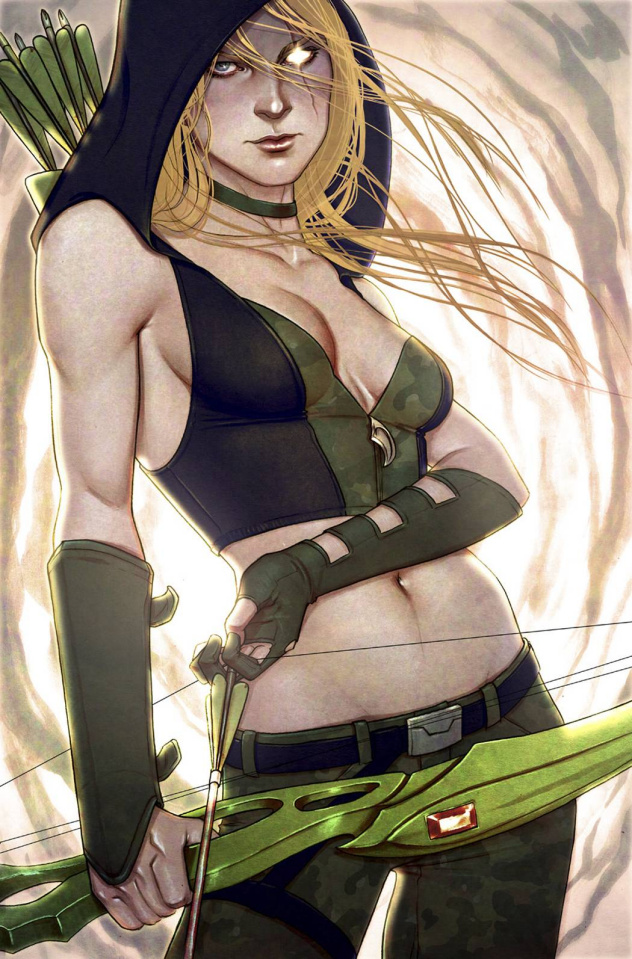 Grimm Fairy Tales: Robyn Hood - The Legend #1 (Frison Cover)