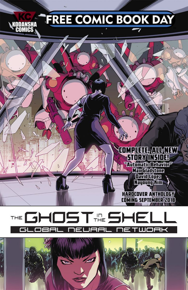 Ghost in the Shell: Global Neural Network FCBD 2018 Special