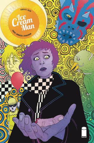 Ice Cream Man #15 (Morazzo & O'Halloran Cover)