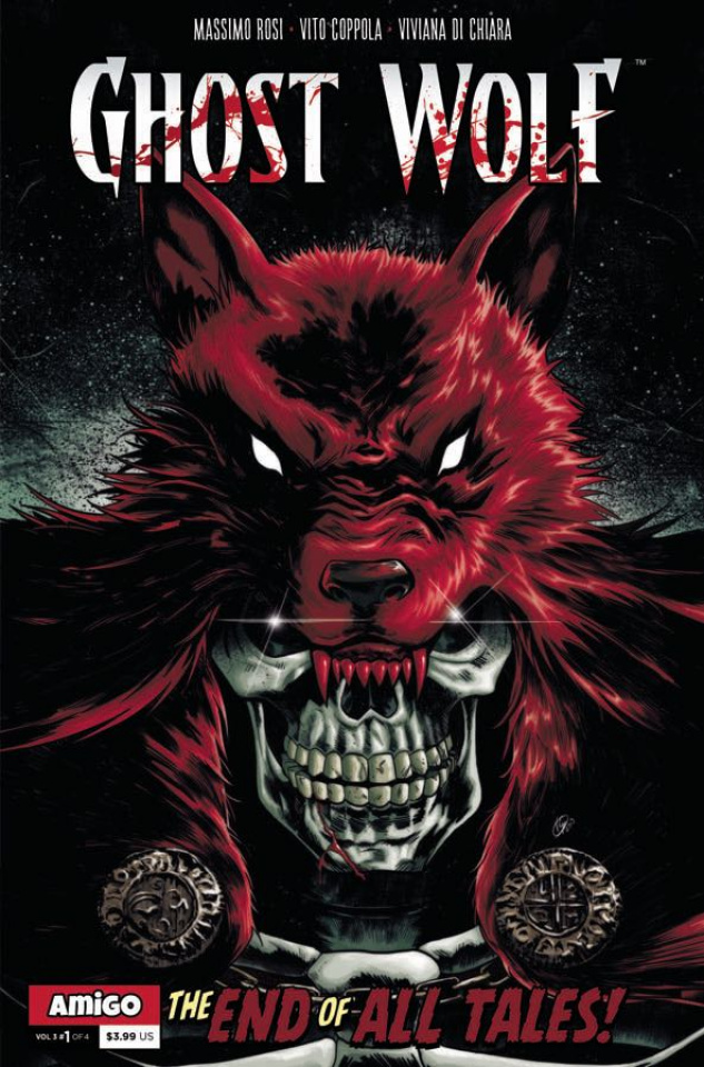 Ghost Wolf: The End of All Tales #1