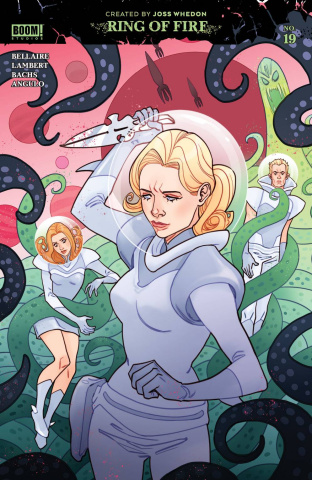 Buffy the Vampire Slayer #19 (Sauvage Cover)