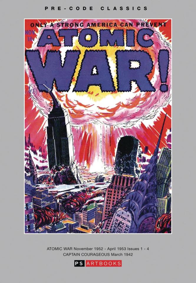 Atomic War! Vol. 1