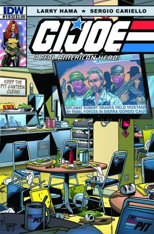 G.I. Joe: A Real American Hero #193