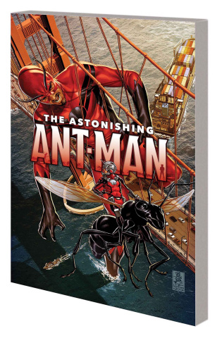 Astonishing Ant-Man Vol. 2: Small Time Criminal
