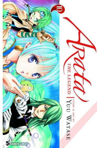 Arata: The Legend Vol. 10