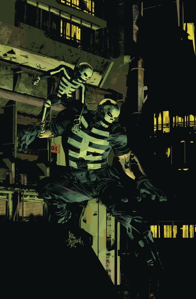 Skulldigger: From the World of Black Hammer #1 (Deodato Cover)