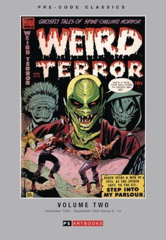 Weird Terror Vol. 2