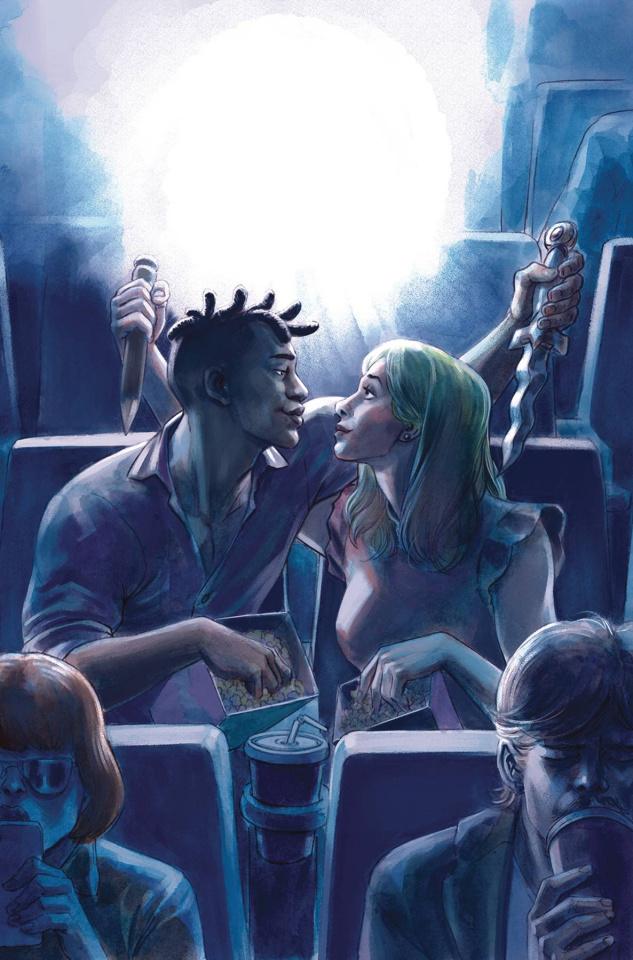 Buffy the Vampire Slayer #15 (Lopez Cover)