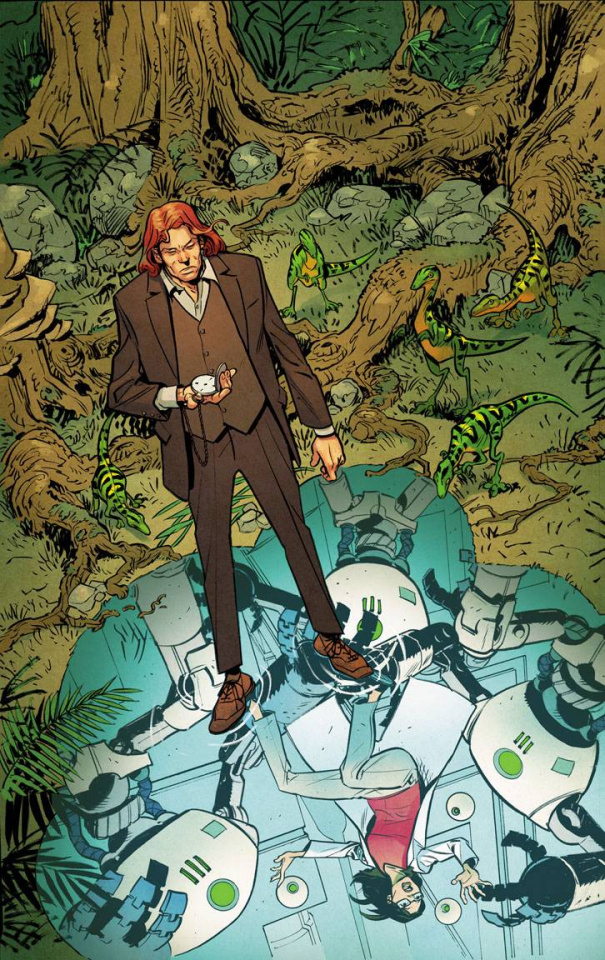 Ivar, Timewalker #11 (20 Copy Fowler Cover)
