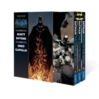 Batman by Scott Snyder & Greg Capullo