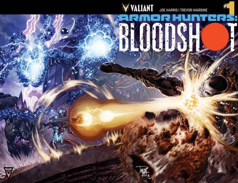 Armor Hunters: Bloodshot #1