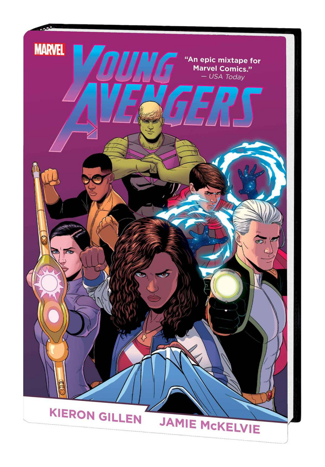 Young Avengers by Gillen and McKelvie (Omnibus)
