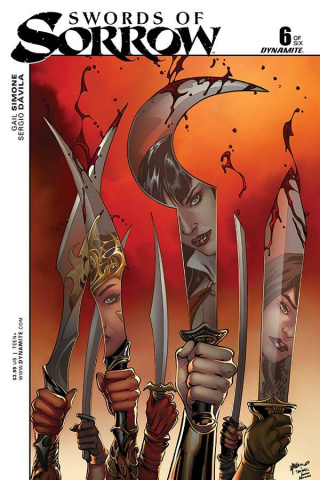 Swords of Sorrow #6 (Luppachino Cover)