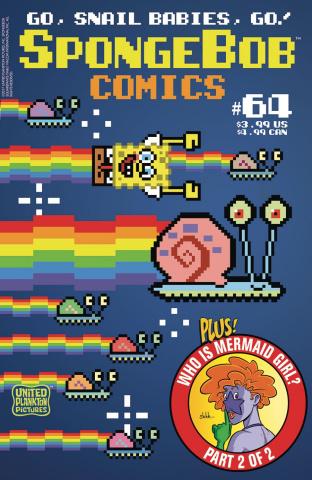Spongebob Comics #64