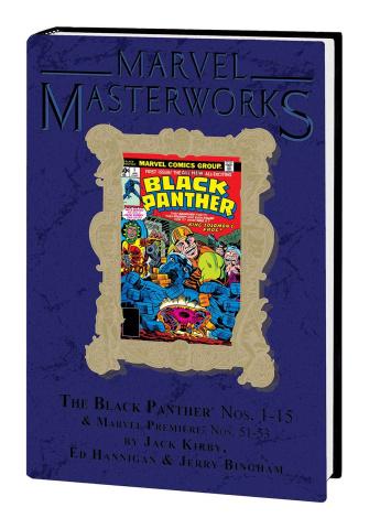 Black Panther Vol. 2 (Marvel Masterworks)