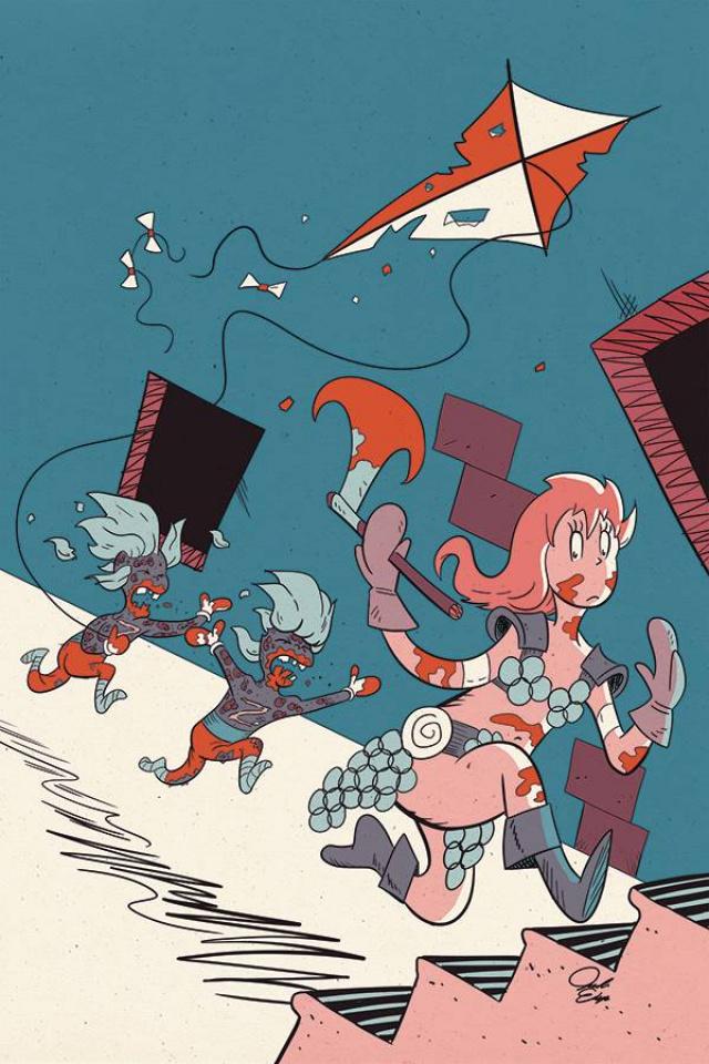 DIE!namite #2 (20 Copy Seuss Red Sonja Homage Virgin Cover)