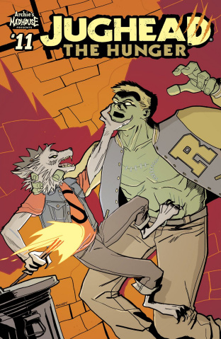 Jughead: The Hunger #11 (Jarrell Cover)