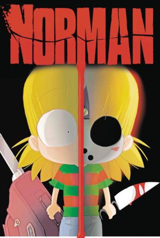 Norman #2 (Silas Cover)