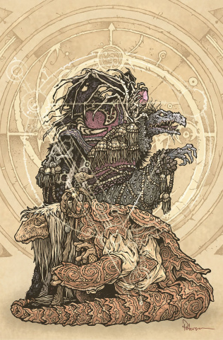 Beneath the Dark Crystal #10 (Preorder Peterse Cover)