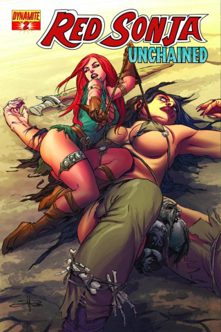 Red Sonja: Unchained #2