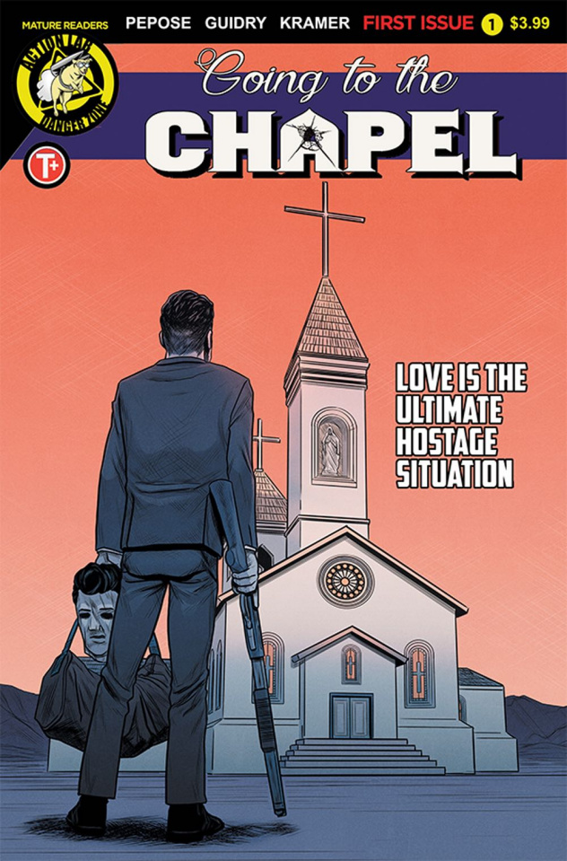 Going to the Chapel #1 (Guidry Cover)