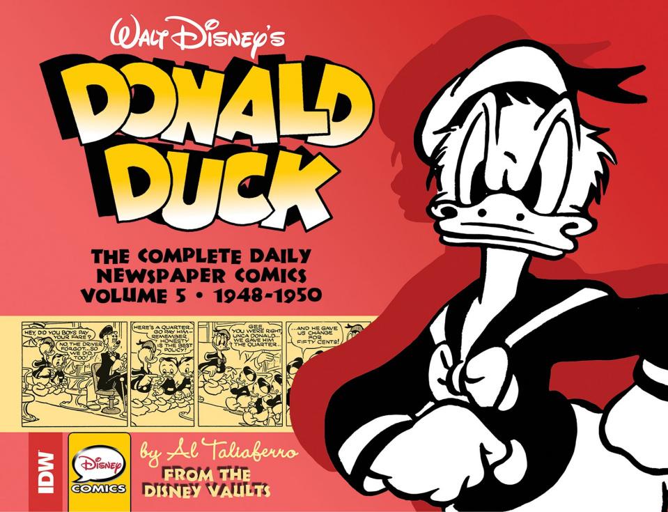 Donald Duck: The Complete Newspaper Comics Vol. 5: 1948 - 1950