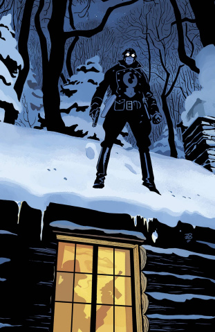 Lobster Johnson: A Chain Forged in Life