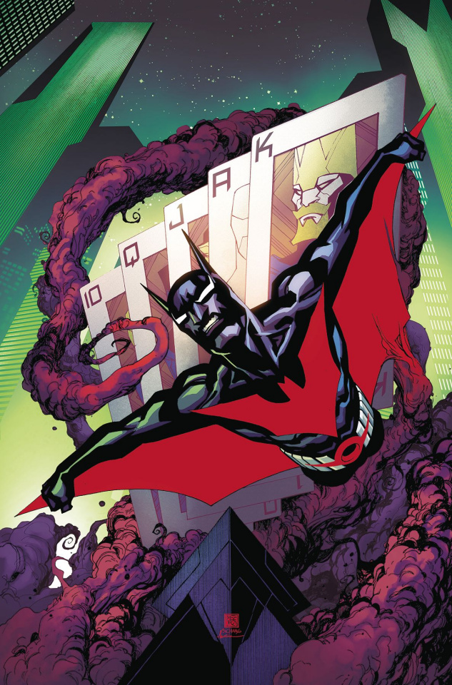 Batman Beyond Vol. 3: The Long Payback (Rebirth)