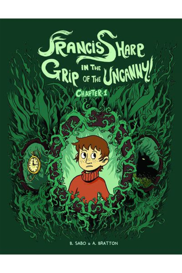 Francis Sharp in the Grip of the Uncanny Chapter 1