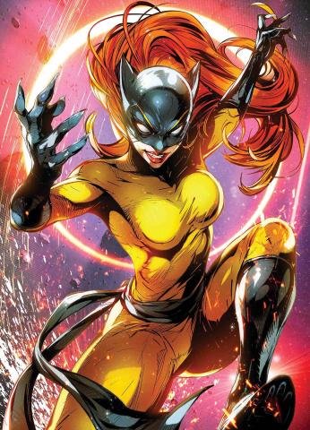 X-Men: Red #9 (Jong-Ju Kim Marvel Battle Lines Cover)