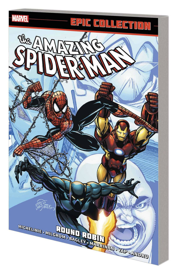 The Amazing Spider-Man Epic Collection: Round Robin