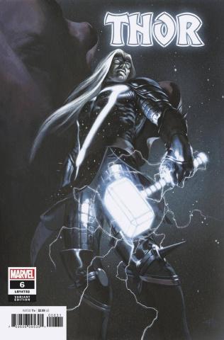 Thor #6 (Dell'otto Cover)